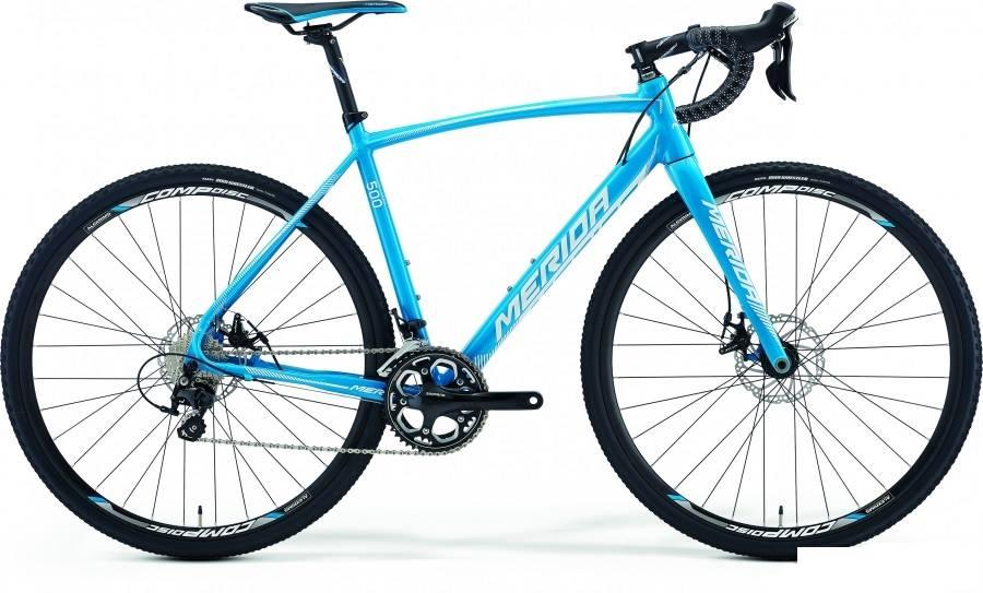 Merida Cyclo Cross 500 sinine-valge