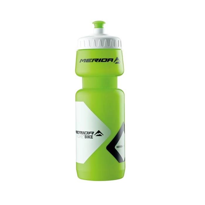 Pudel Merida More Bike 700ml roheline, kaanega