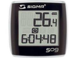 Sigma BC 509 5 funktsiooniga
