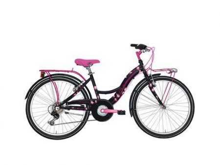 Adriatica 24 6k tüdrukute must-roosa