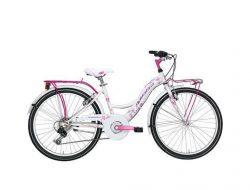 Adriatica 24 6k tüdrukute valge-roosa