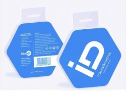 Turvamärgistuse komplekt Bike-ID