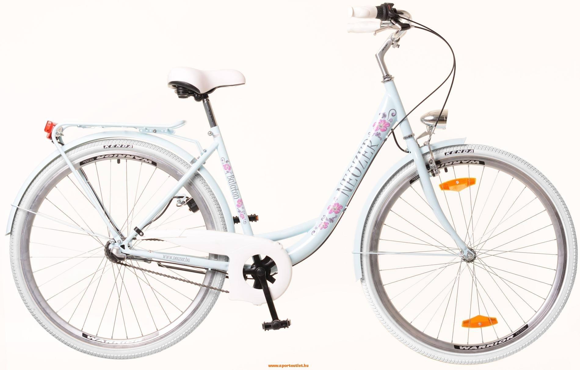 Neuzer Balaton Premium 28″ 3K valge-helesinine