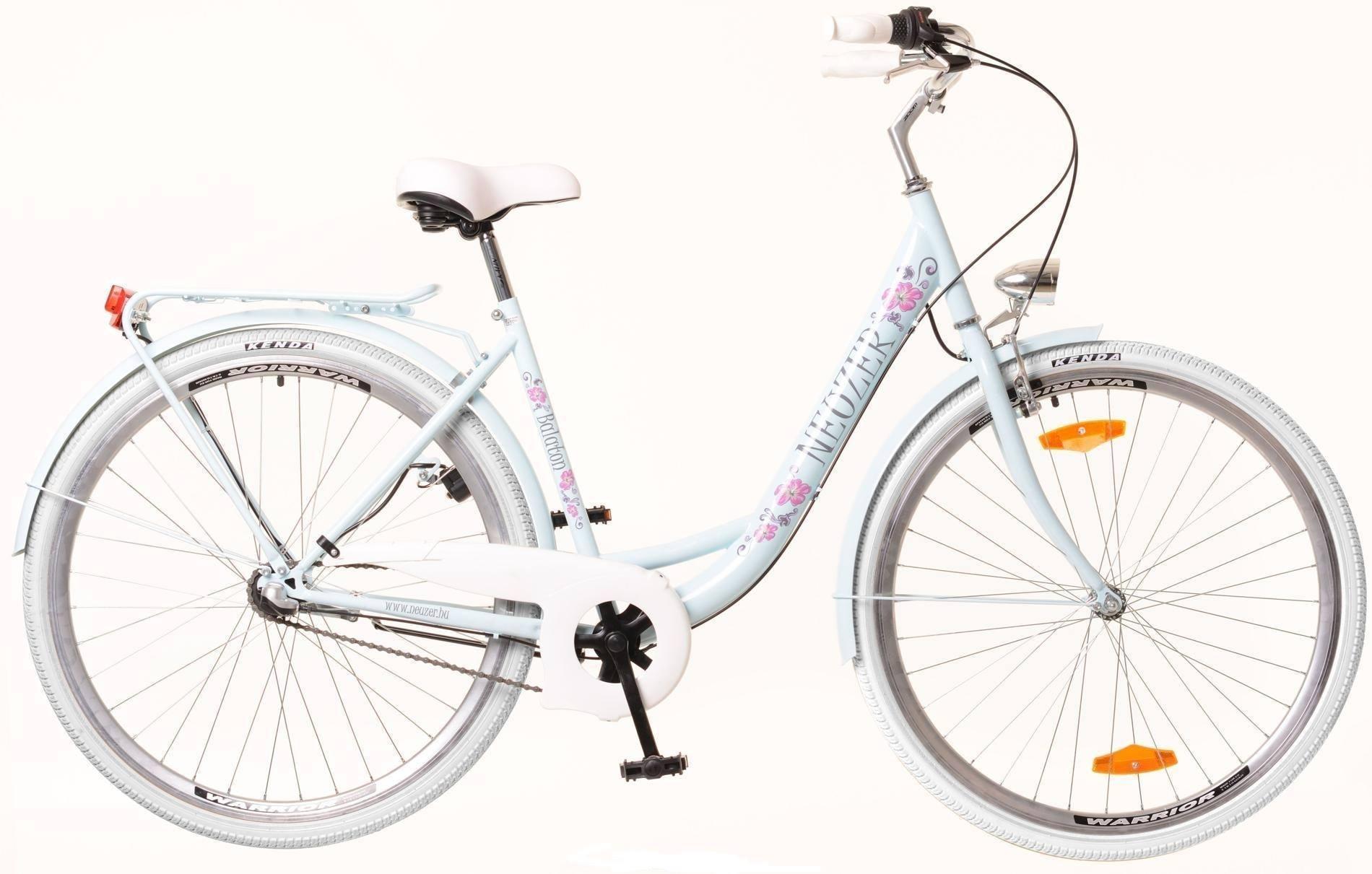 Neuzer Balaton Premium 28 1-käik valge-helesinine