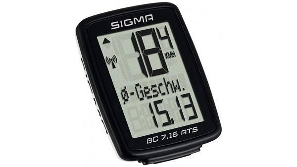 Sigma BC 7.16 ATS juhtmevaba