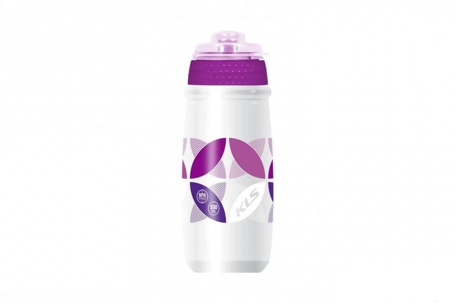 Pudel Kellys Atacama 550ml läbipaistev- lilla