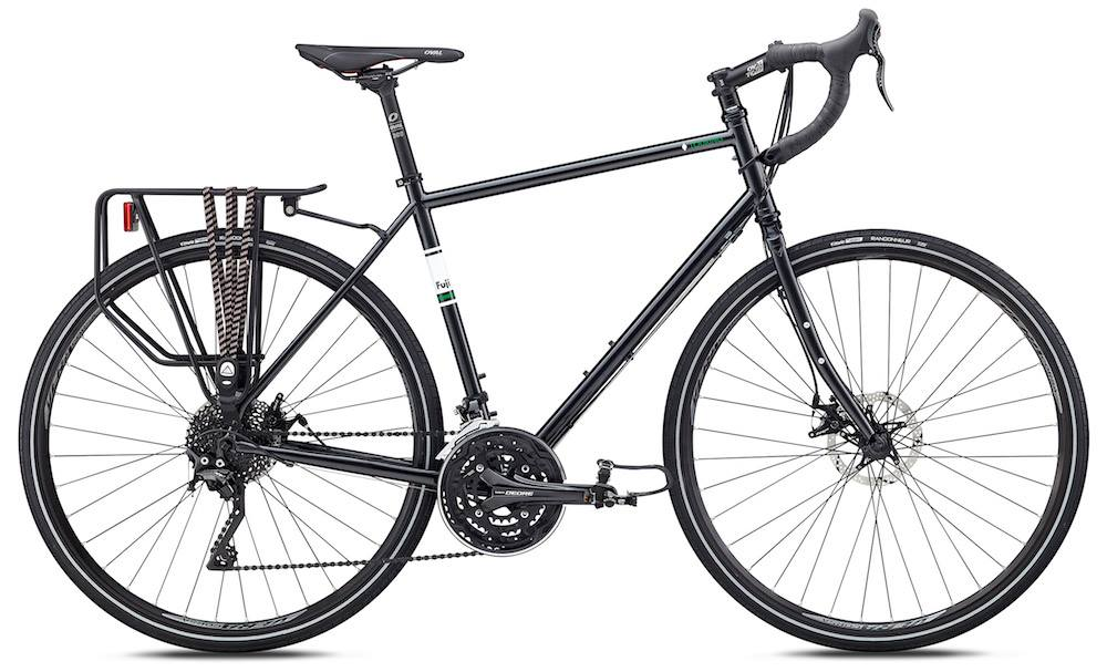 Fuji Touring Disc antratsiit
