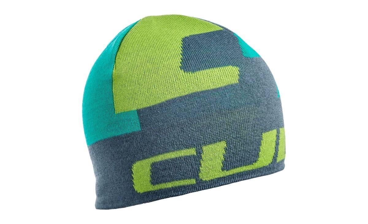 Müts Cube Beanie Cubist roheline-lime
