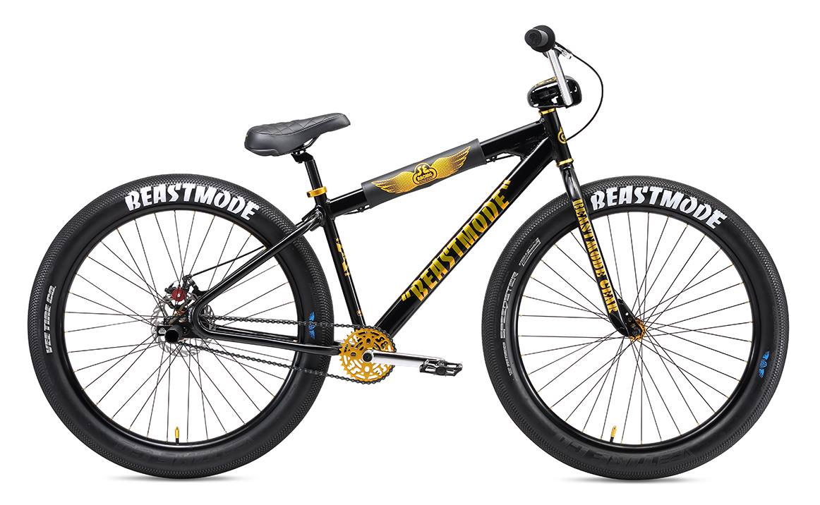 SE-Bikes Beast Mode Ripper 27,5+ must 2018