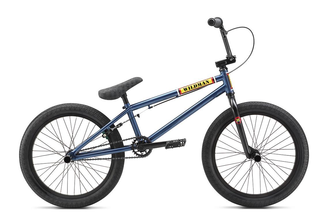 SE-Bikes Wildman sinine 2018