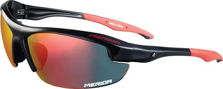 Prillid Merida Sport Edition must-punane