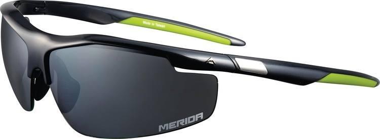 Prillid Merida Sport Edition must-roheline