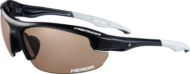 Prillid Merida Sport Edition must-valge