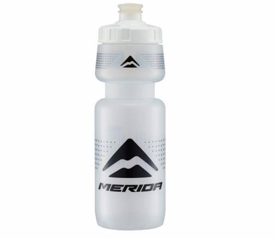 Pudel Merida 600ml läbipaistev-must