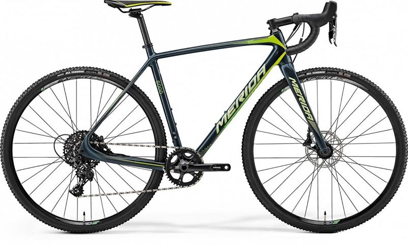 Merida Cyclo Cross 6000 roheline