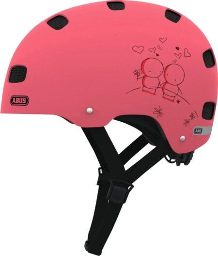 abus-scraper-kid-v2-pink